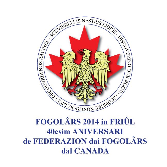 logo - Fogolars Federation Congresso 2014