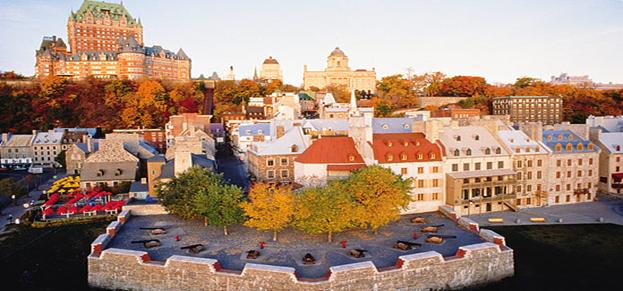 Quebec City Pre Tour